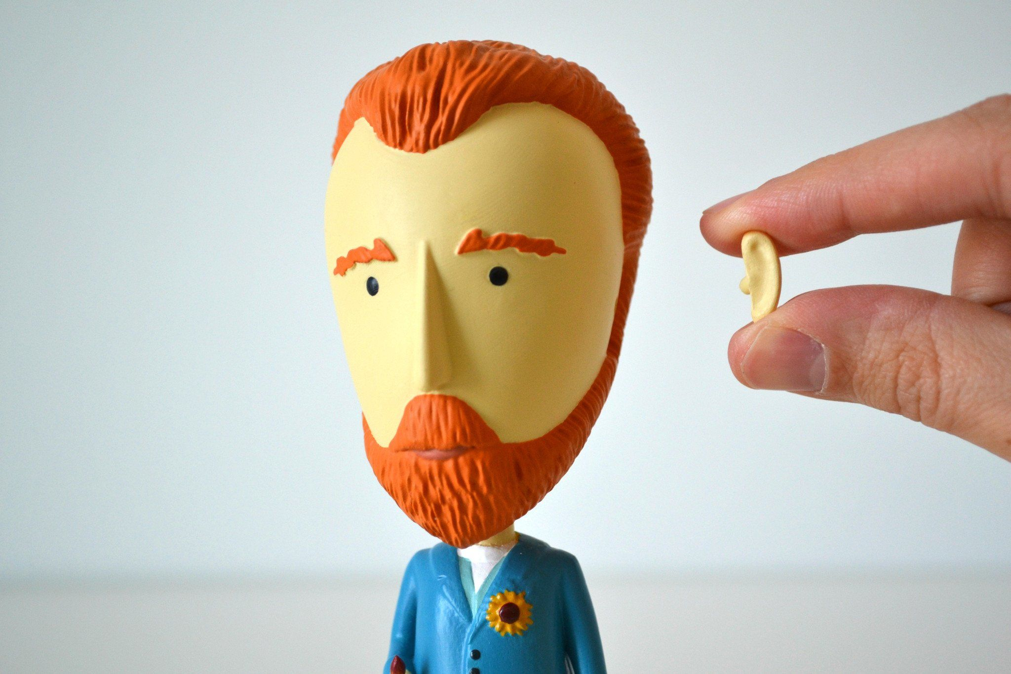 Vincent Van Gogh Doll