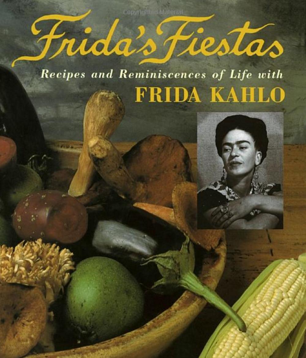 Frida Kahlo cookbook