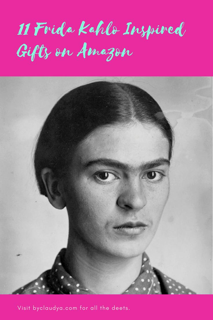 Frida Kahlo Inspired Gifts