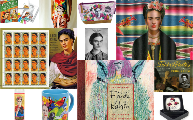 Frida Kahlo Inspired Gifts on Amazon