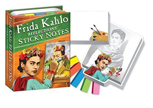 Frida Kahlo Stick Notes