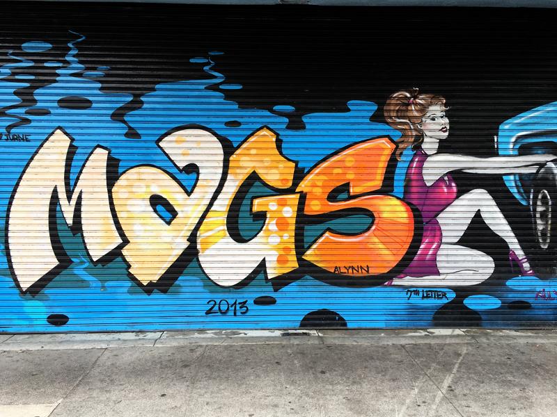 Amandalynn mural