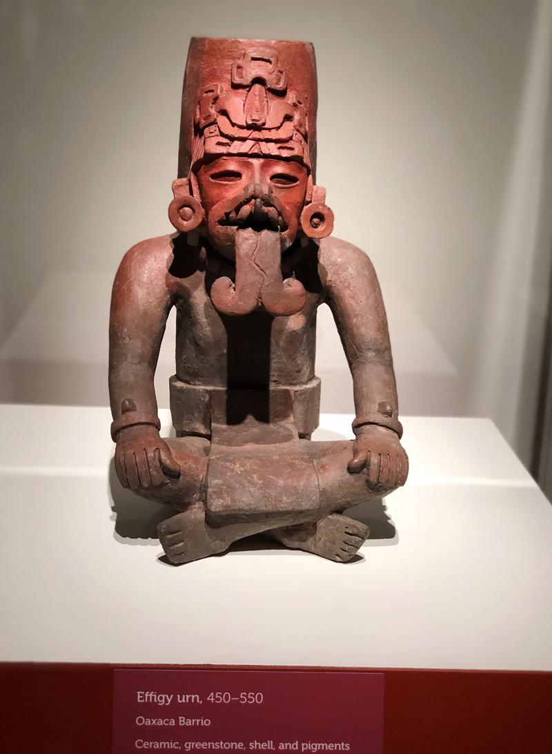 Teotihuacan Effigy Urn