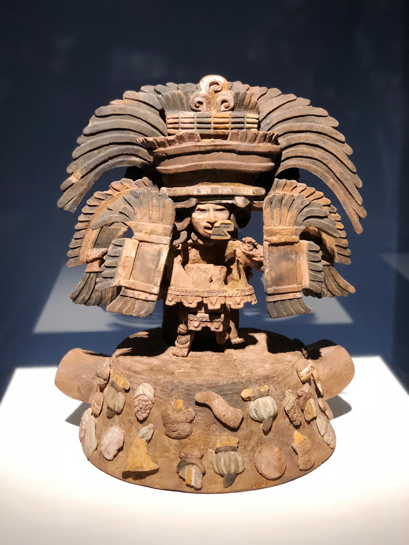 Incense Burner from Teotihuacan