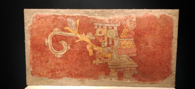 Teotihuacan Mural Section
