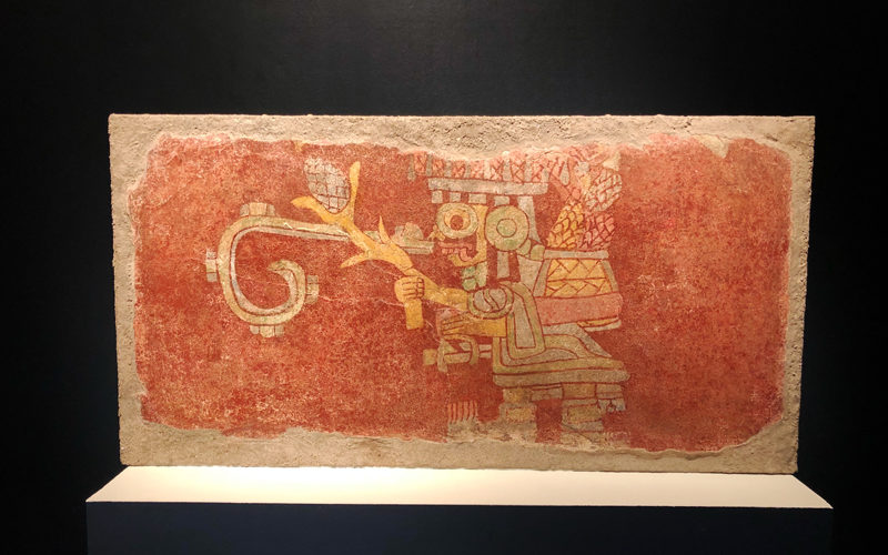 Teotihuacan: City of Water, City of Fire at the deYoung Museum