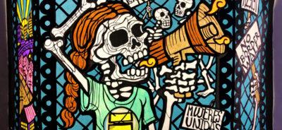 Los Muertos, 2017 by Adriana M Garcia