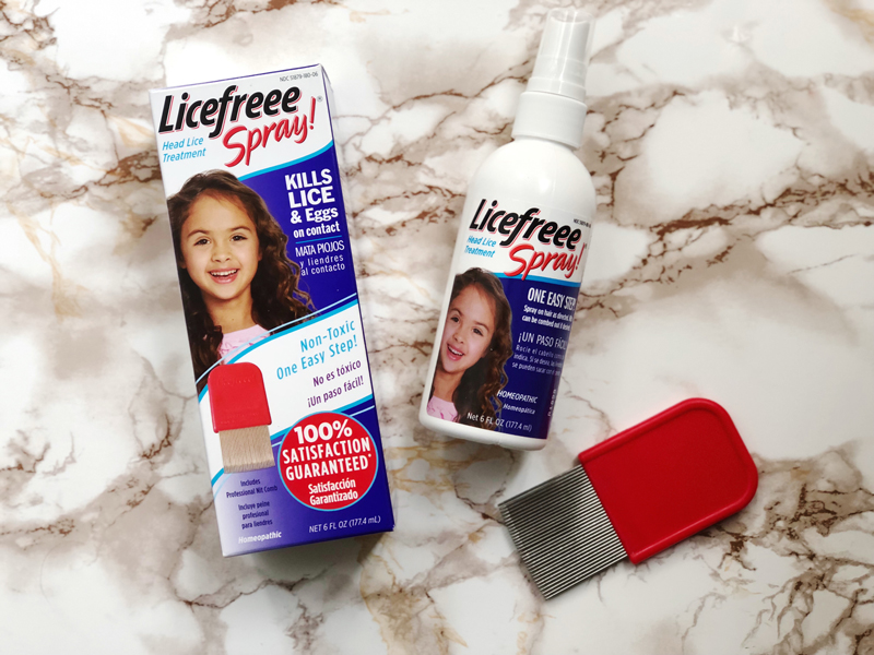 Licefreee Spray
