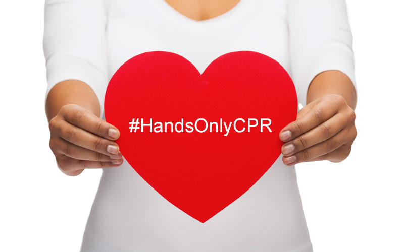 Save Lives With Hands-Only CPR