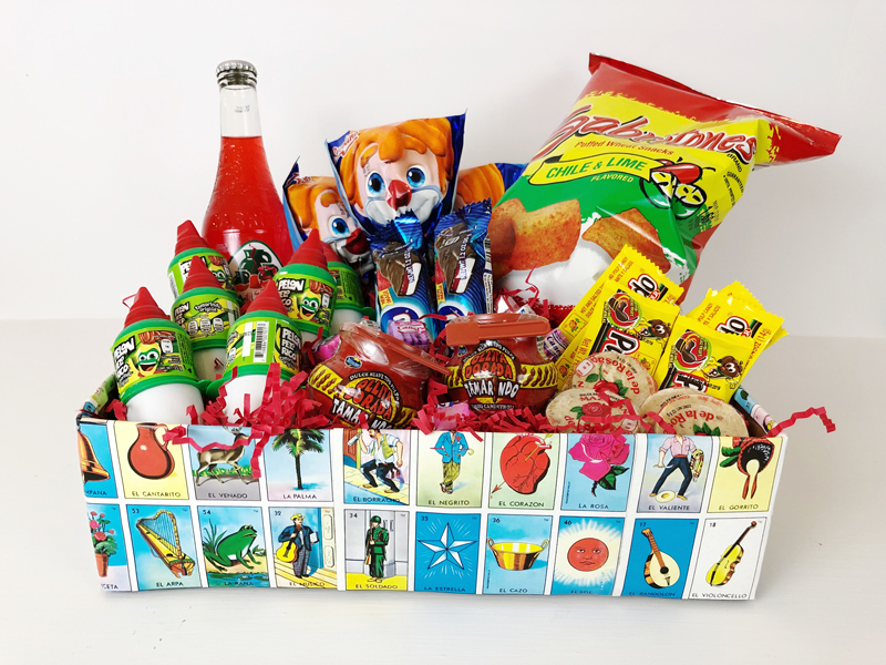 Mexican Candy Gift Box