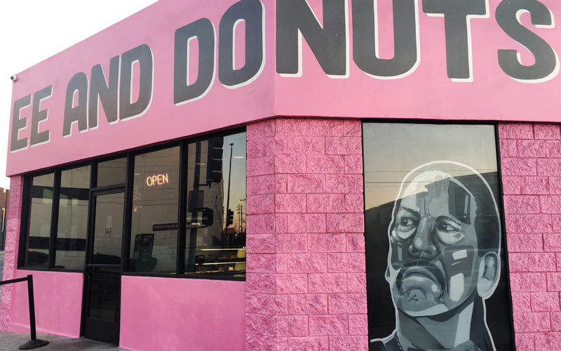 Trejo's Coffee & Donuts Are Killer