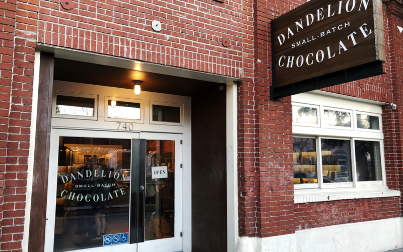 Dandelion Chocolate Tours in Spanish