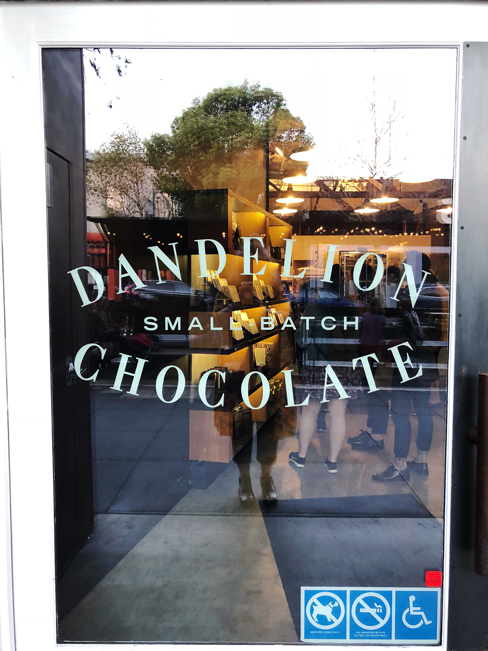 Dandelion Small Batch Chocolate